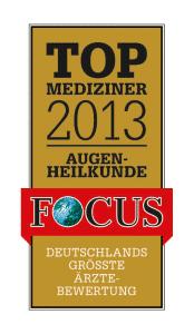 FOCUS Siegel 2013