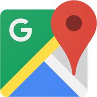 Rute med Google Maps
